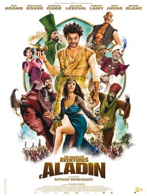 Nouvelles aventures d'Aladin (Les) (FR1petit)