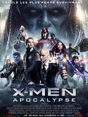 X-Men, apocalypse (FR2petit)