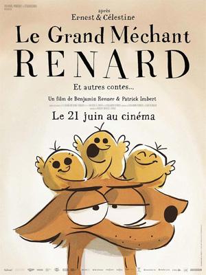 Grand méchant renard et autres contes (Le) (FR1petit)