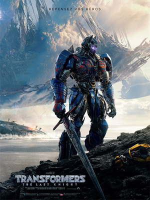 Transformers, the last knight (FR1petit)