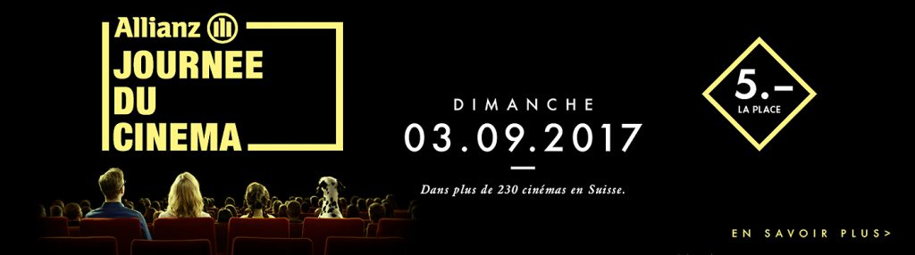 Journée du CinémaBandeau