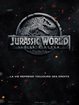 Jurassic world, fallen kingdom (FR1petit)
