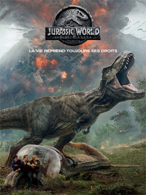 Jurassic world, fallen kingdom (FR2petit)