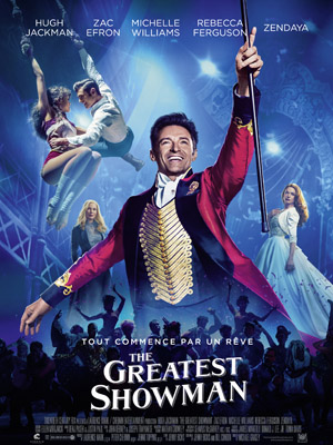 Greatest showman (The) (FR1petit)