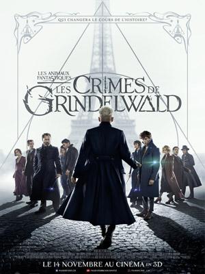 Animaux fantastiques 2, les crimes de Grindelwald (Les) (FR2 petit)