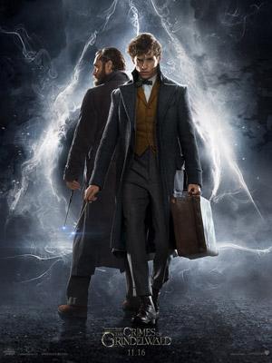 Animaux fantastiques 2, les crimes de Grindelwald (Les) (US1petit)
