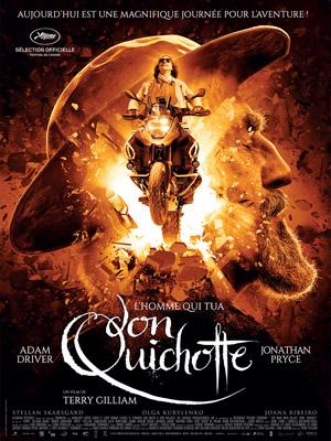 Homme qui tua Don Quichotte (L') (FR1petit)