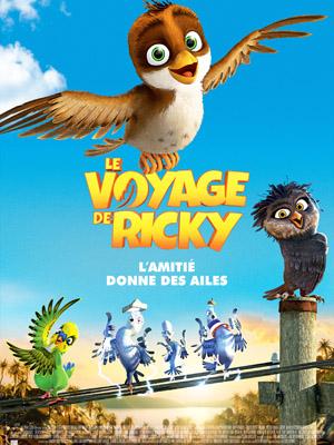 Voyage de Ricky (Le) (CHFR1petit)