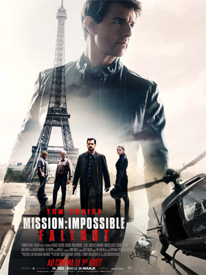 Mission Impossible, fallout (FR1petit)