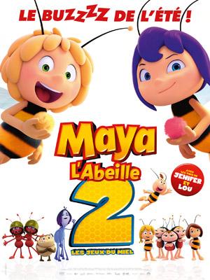 Maya l'abeille 2, les jeux du miel (FR1petit)