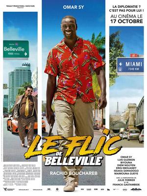 Flic de Belleville (Le) (FR1petit)