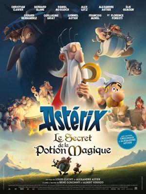 Astérix, le secret de la potion magique (FR1petit)