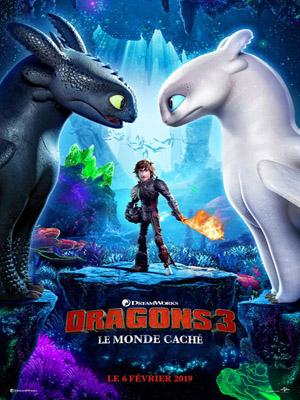 Dragons 3, le monde caché (FR1petit)