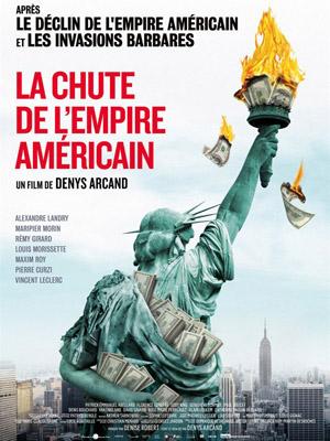 Chute de l'empire américain (La) (FR1petit)