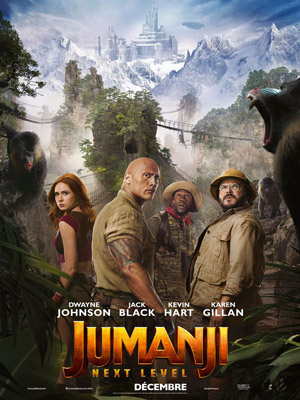 Jumanji, next level (FR1petit)