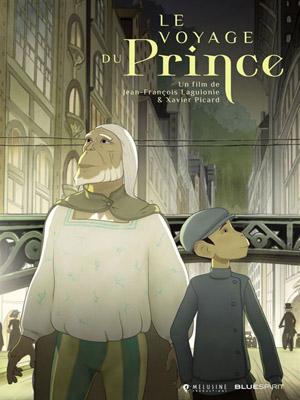 Voyage du prince (Le) (FR3petit)