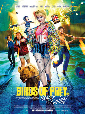 Birds of prey (FR1petit)