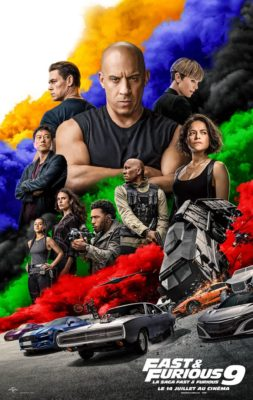 Fast and furious 9 (FR2)
