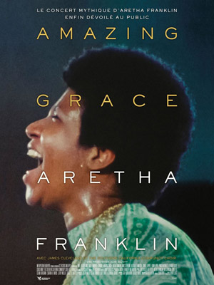 Amazing grace, Aretha Franklin (FR1petit)