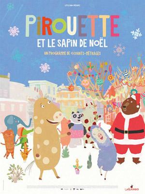 PIrouette et la sapin de Noël (FR1petit)