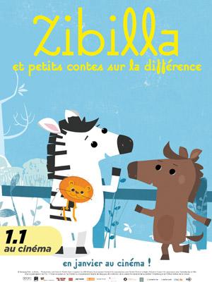 Zibilla, petits contes sur la différence (CHFR1petit)