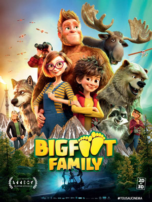 Bigfoot family (FR1petit)
