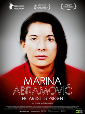 Marina Abramovic, the artist is present (FR1-2)