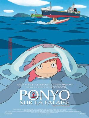 Ponyo sur la falaise (FR1petit)