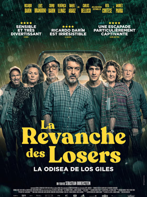 Revanches des losers (La) (CHFR1petit)