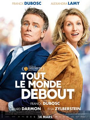 """Résultat de recherche d'images pour """"TOUT LE MONDE DEBOUT film Dubosc"""""""