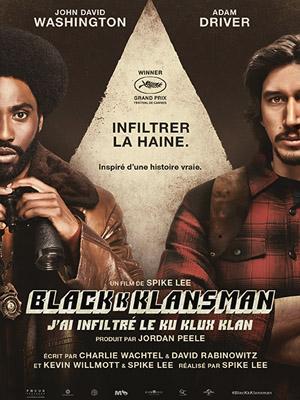 """Résultat de recherche d'images pour """"BLACKKKLANSMAN film"""""""