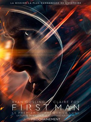 """Résultat de recherche d'images pour """"First Man le premier homme sur la lune film"""""""