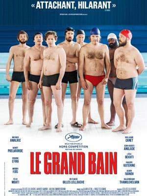 """Résultat de recherche d'images pour """"Le Grand Bain film 2018"""""""
