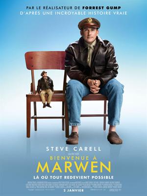"""Résultat de recherche d'images pour """"bienvenue à Marwen film"""""""