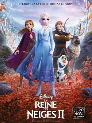 Reine des neiges 2 (La) (FR2petit)