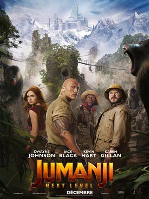 Jumanji, next level (FR1petit)